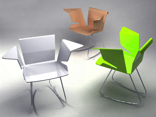 Flock of chairs