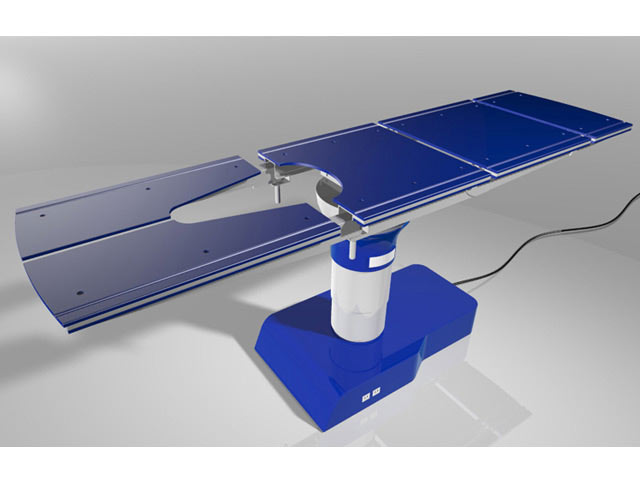 Idex surgical table modules