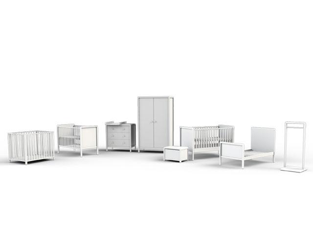 Noukies Chamonix furniture collection