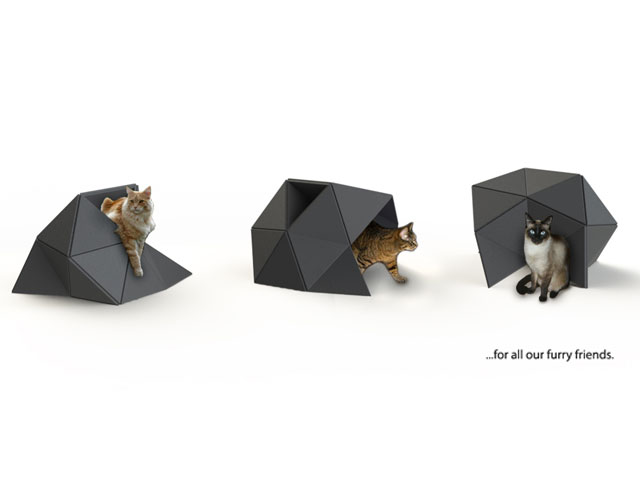 Watpack assembly example for cats